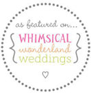 Matthew Oliver on Whimsical Wonderland Weddings