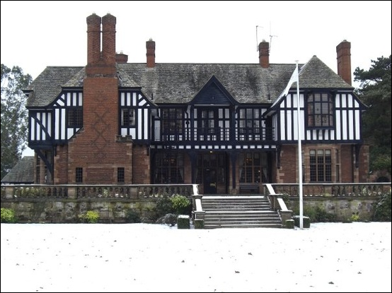 Cheshire Wedding Venue