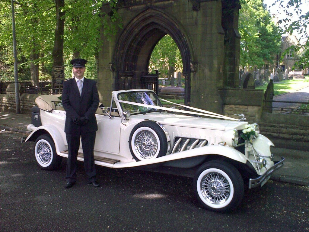 Wedding Cars Manchester