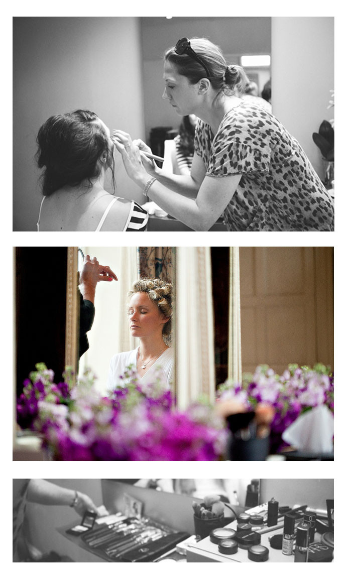 Professional Wedding Make-Up Artist