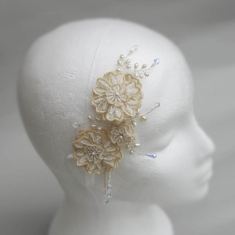 Floral Inspired Headpieces