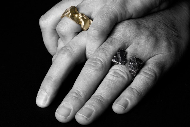 Gay and Lesbian Wedding Rings