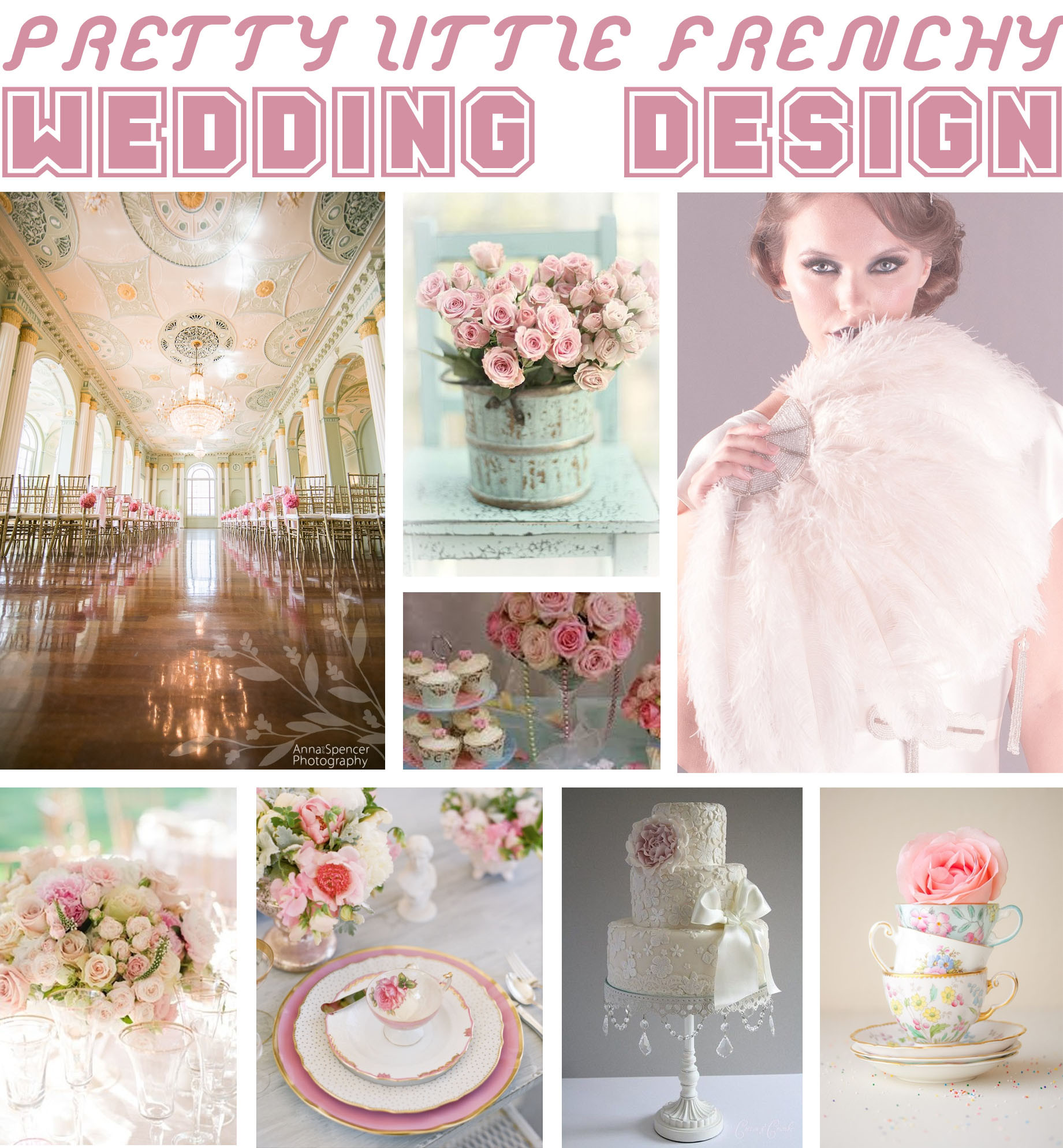 Pastel Wedding Design