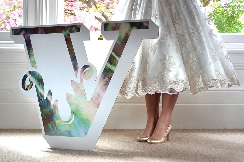 Scene Setter Textural Delights V from LOVE Bridal £135.00