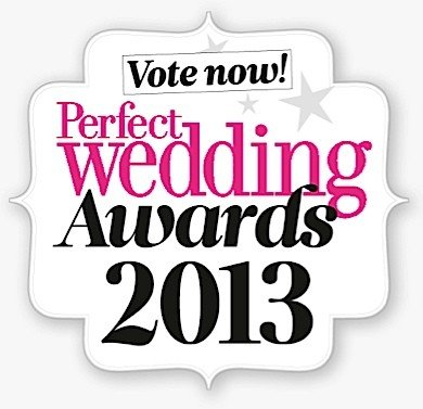 Perfect Wedding Awards 2013