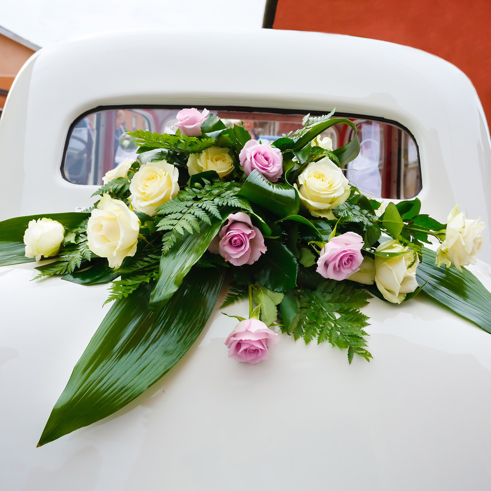 Premier Carriage - Wedding car