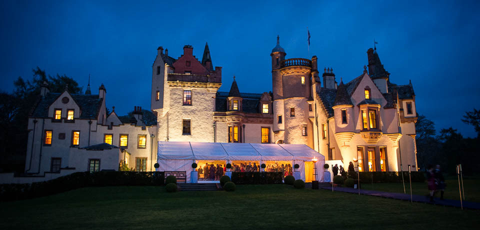 Weddings at Aldourie Castle
