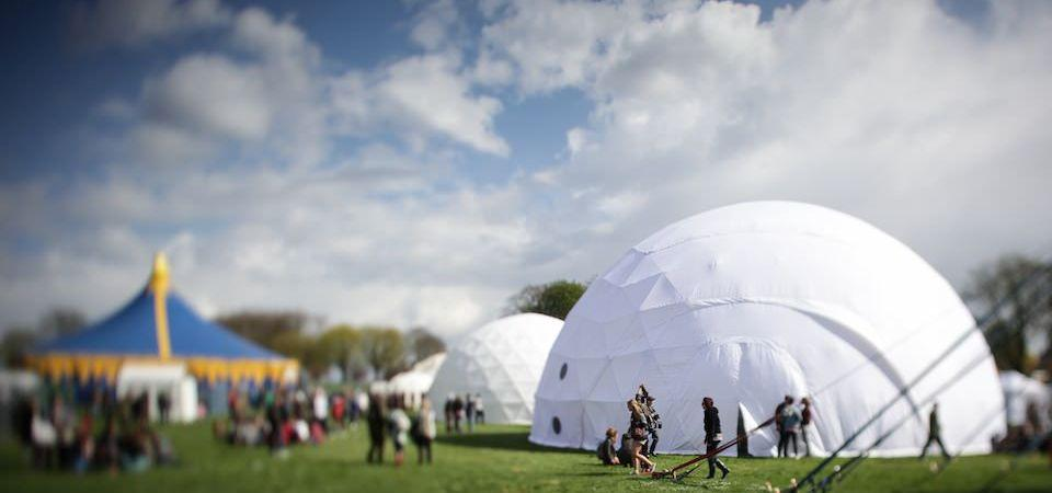 Quirky Wedding Marquees
