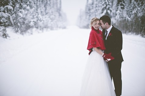 Canada Snow Weddings