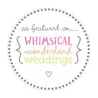 Matthew Oliver Featured on Whimsical Wonderland Weddings Blog