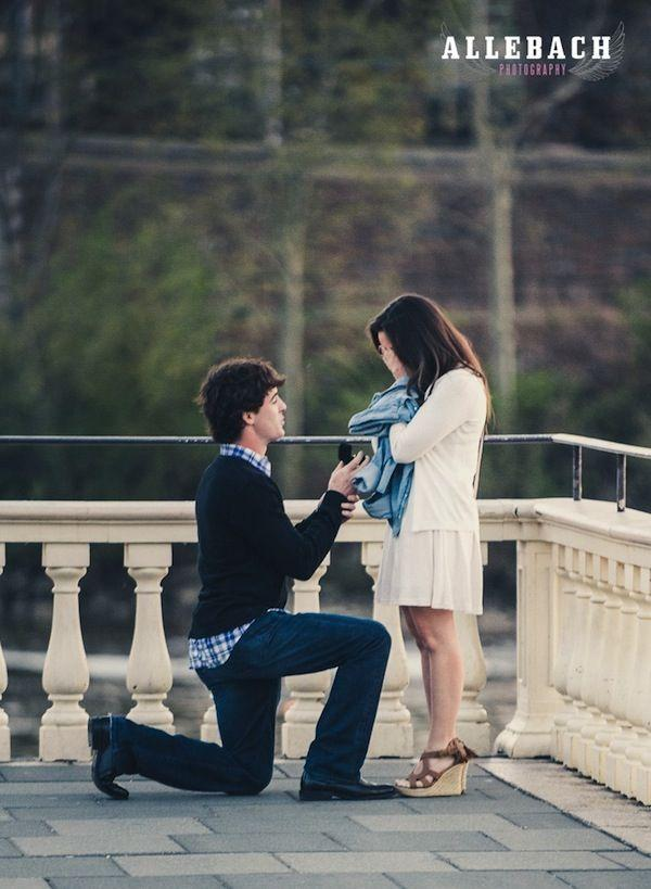 Traditional Perfect Proposal