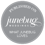 Published on Junebug Weddings