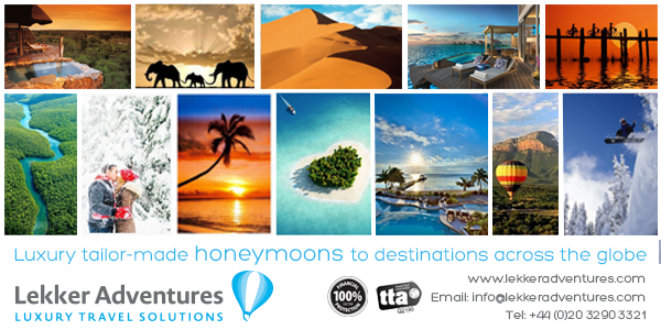 Adventurous Honeymoon's
