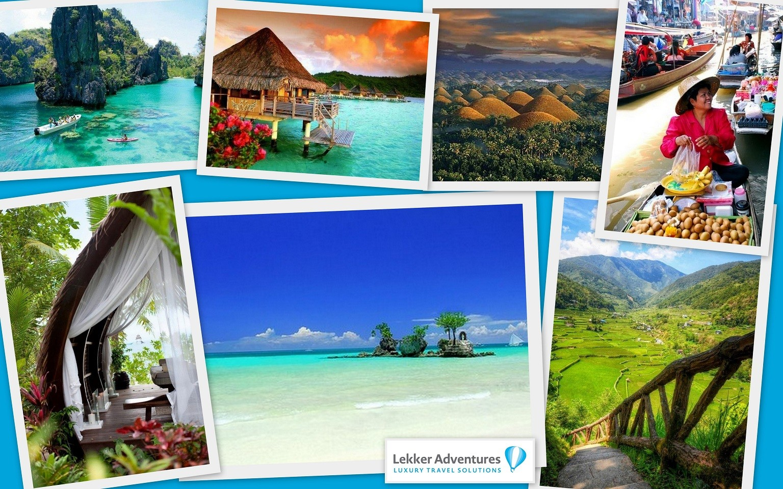 Honeymoon in the Philipines