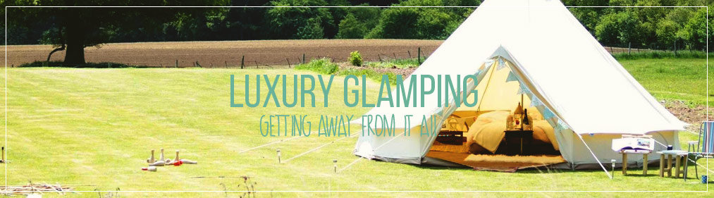 Luxury Glamping Hen and Stag Parties