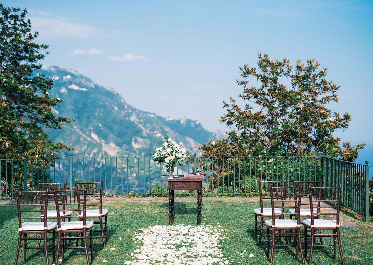 Matthew Oliver Italy Wedding Planner