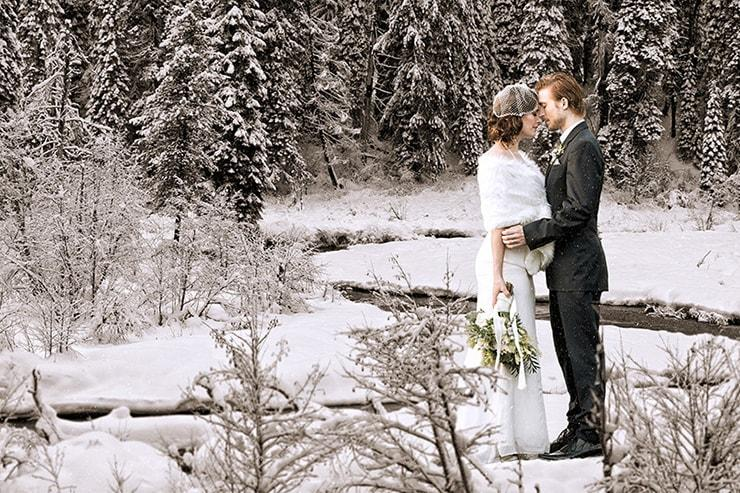 How to Organize the Perfect Winter Wonderland Themed Wedding