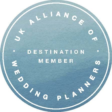 UKAWP Destination Wedding Member Logo
