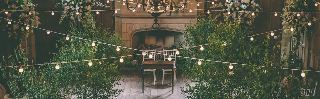 English wedding planner