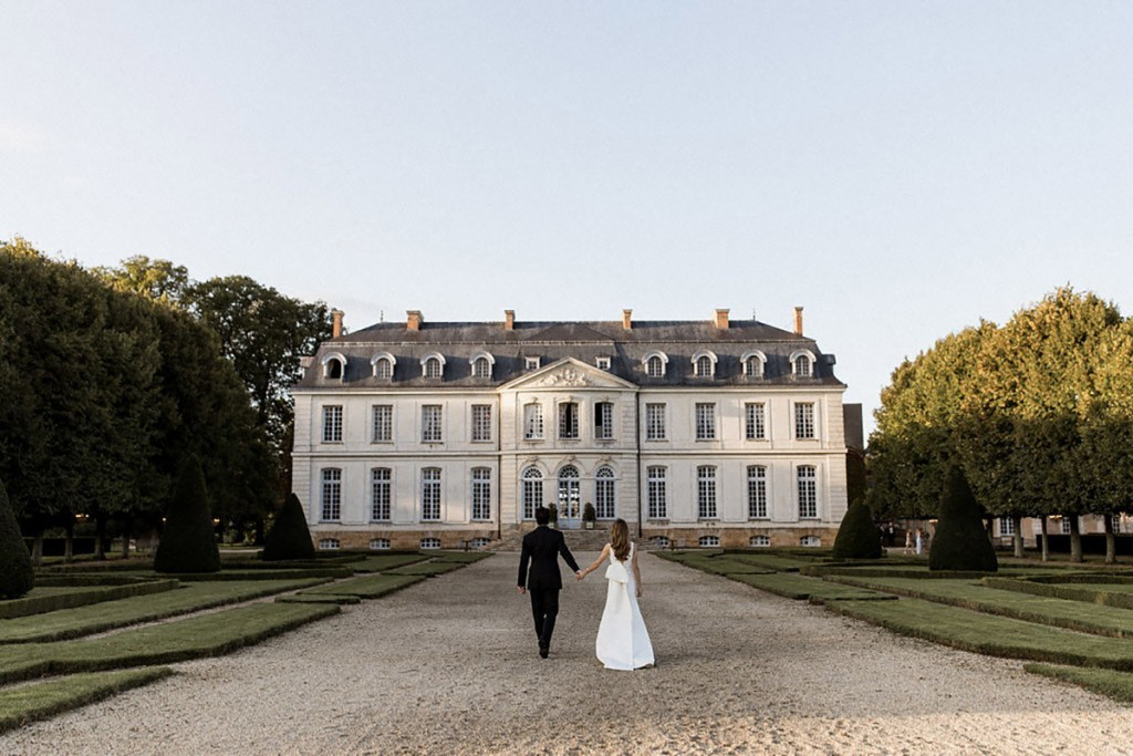 French Destination Wedding – Chateau