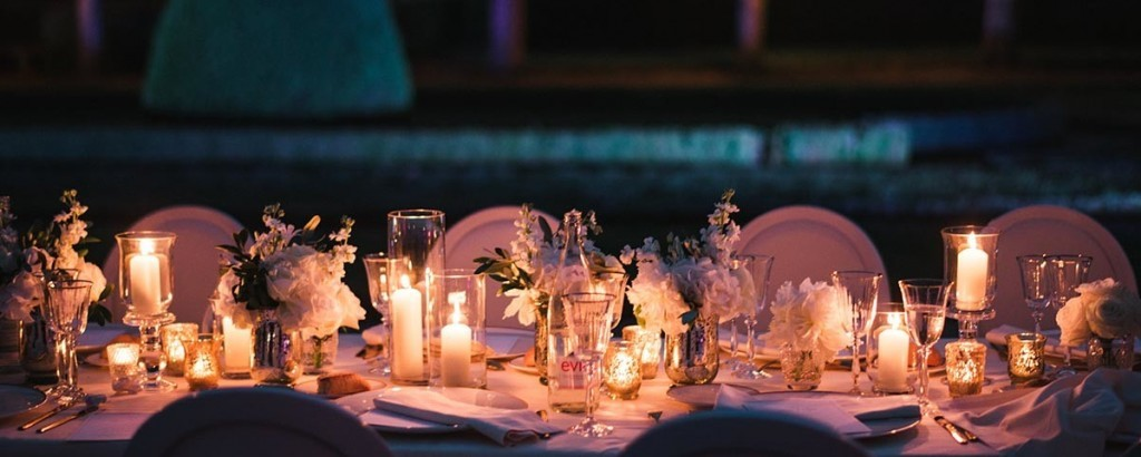 International Wedding Planner – night table