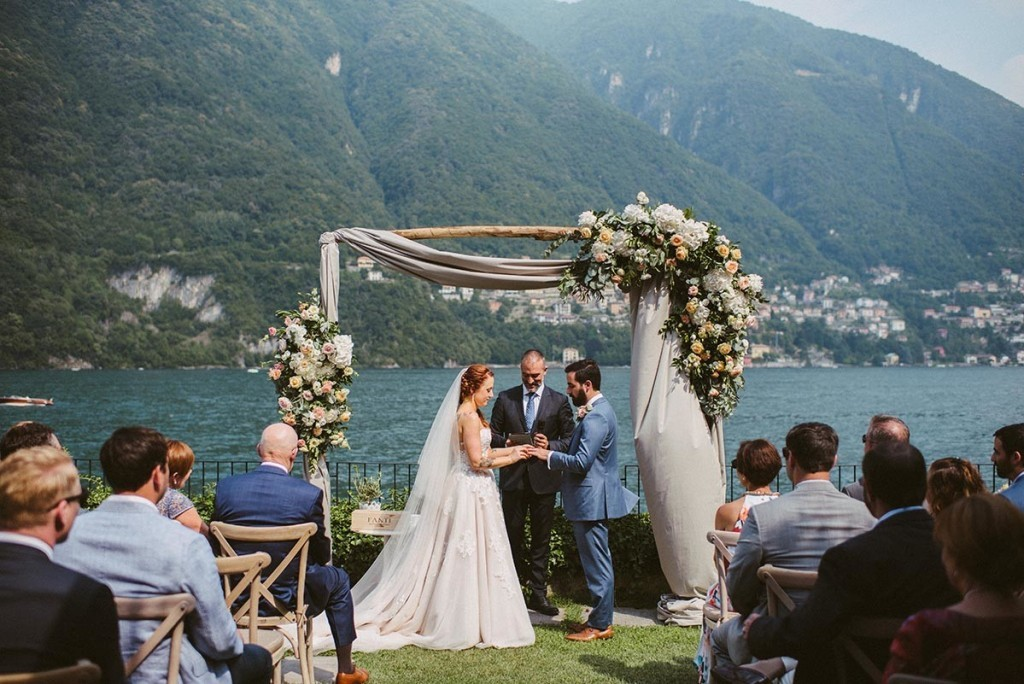 Italy Destination Wedding – Ceremony