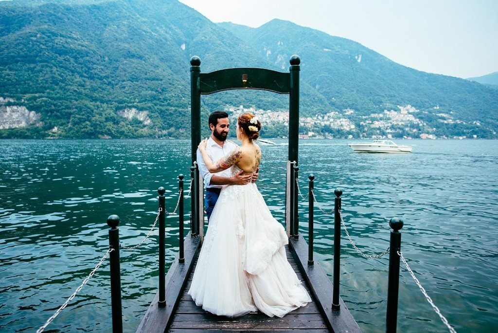 Italy Destination Wedding – Couple