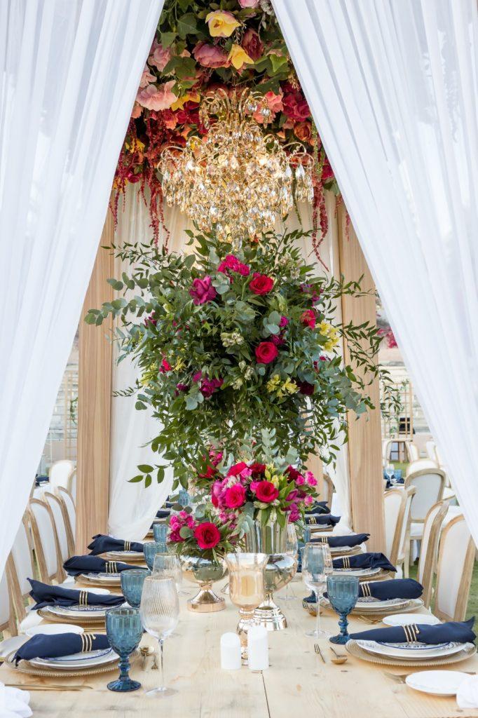 Oman Wedding Planner Flowers