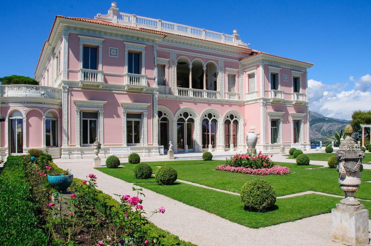 Villa Ephrussi de rothschild wedding planners