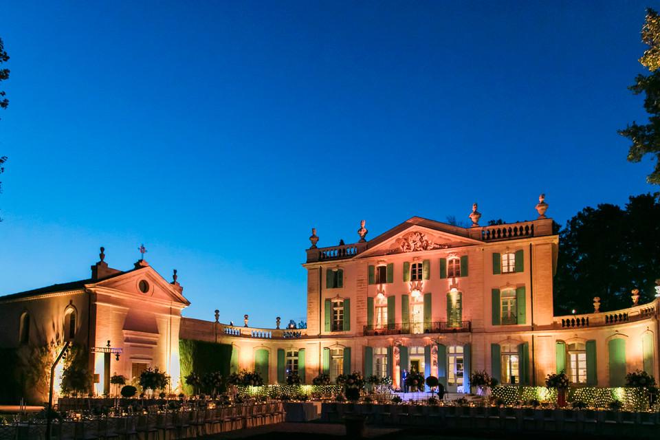 Chateau de Tourreau Wedding